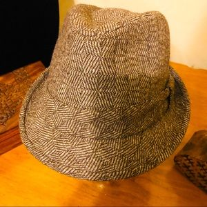 Rivington and Mott New York Fedora